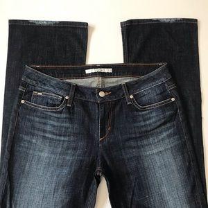 Joes Jeans Bootcut Dark Fade Honey Fit